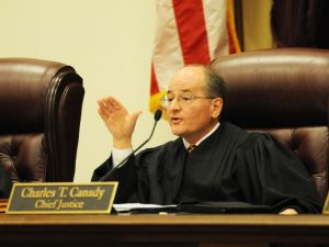 Justice Charles T. Canady