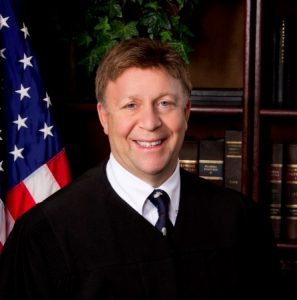 Judge Alan Orantes Forst