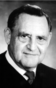 Judge John W. Dell