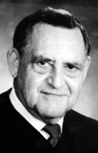 Judge John W. Dell