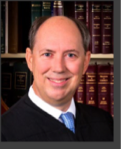 Judge Mark W. Klingensmith