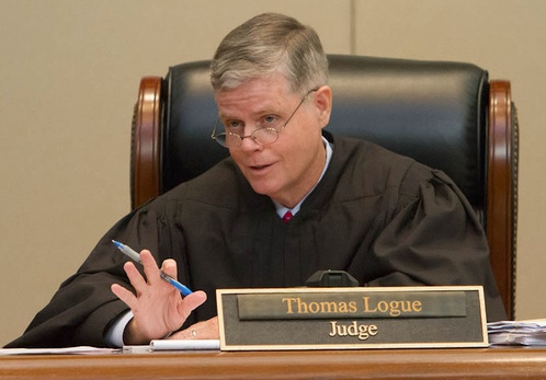 Judge Thomas Logue